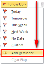 add-reminder-button-in-outlook